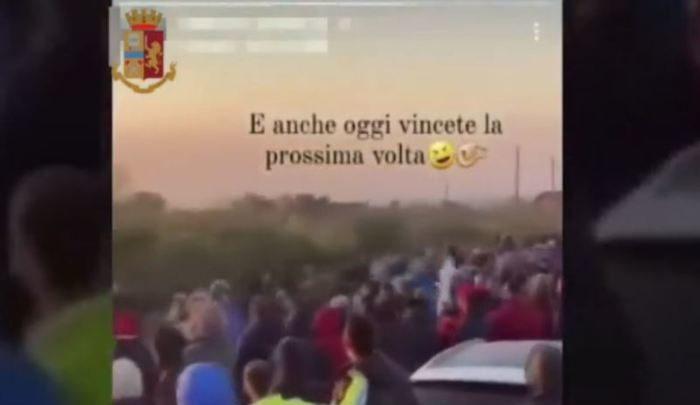 Corse clandestine di cavalli. La Polizia sequestra tre scuderie a San Cristoforo e Picanello