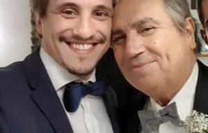 """""""L'importanza di essere Idonea"""" Alessandro  celebra Gilberto e i padri del teatro siciliano"""