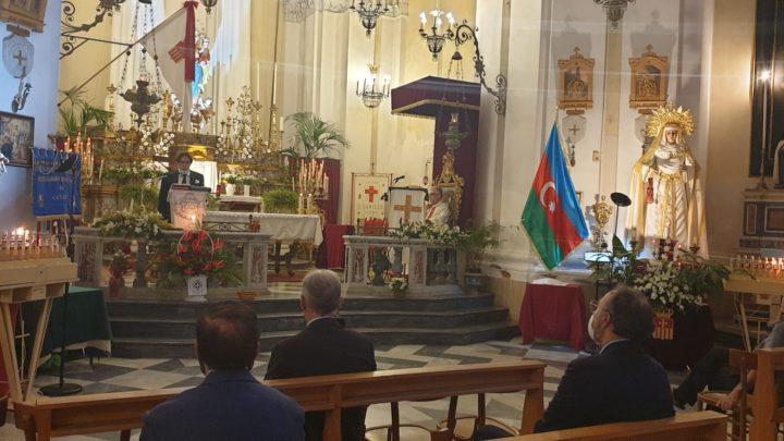 Il pensiero del popolo azerbaigiano il 27 settembre è andato ai suoi martiri.